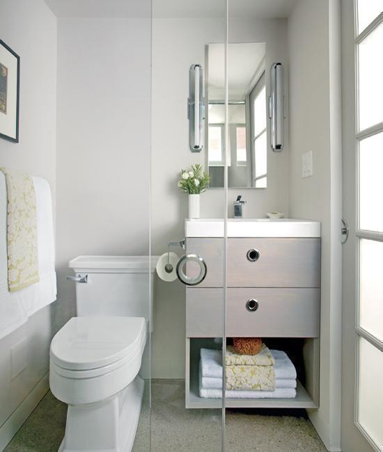Kleine Räume Bad Design #Badezimmer #Büromöbel #Couchtisch #Deko - ideen fur kleine wohnzimmer