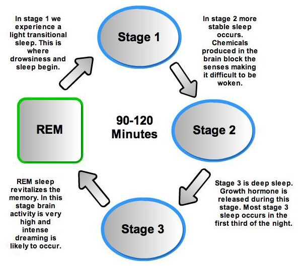 Sleep Mystery You Get Dream At Rem But Nightmares Non Cycle Finding The Right Disorder Treatment