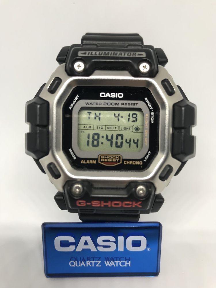 663094e7e70 Casio DW-8300 QW.1288 G-Shock Illuminator Stargate Heavy Metal Rare Vintage