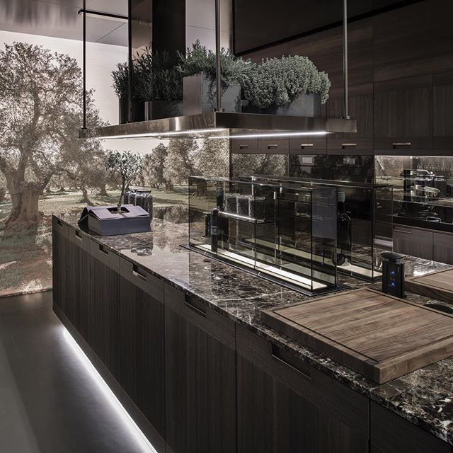 Kitchen Designers For 30 Years: Arclinea Introduced #principia This Year At The Milan