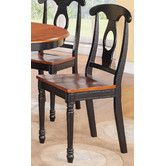 Found it at Wayfair - Kenley Side Chair 2 for 140
