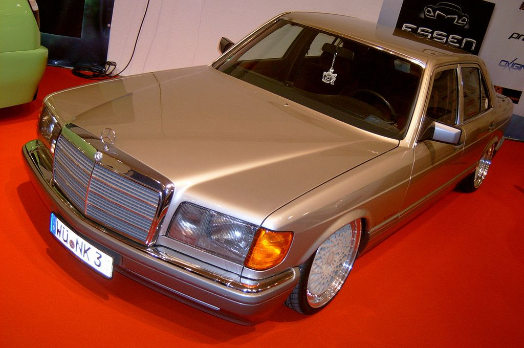 Mercedes benz w126 420 se mercedes benz and cars for Mercedes benz se