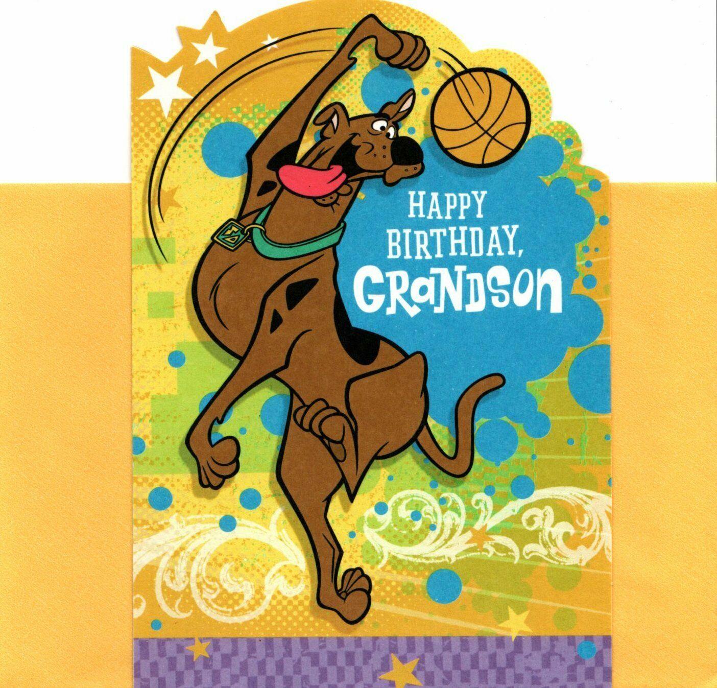 Happy Birthday Grandson Card Hallmark Greeting Card Thoughtful 1 89 Happy Birthday Grandson Hallmark Greeting Cards Grandson Birthday Cards