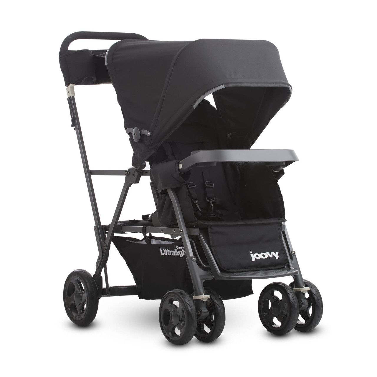 Caboose Ultralight Sit and Stand Tandem Double Stroller