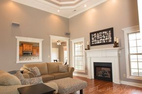 Neutral Bedroom Colors Behr family room - behr perfect taupe so chris and i may have an