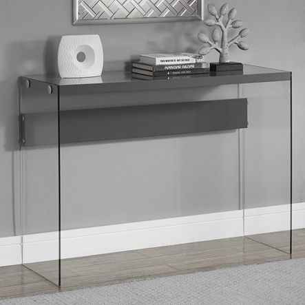 found it at allmodern - modern console table | living room
