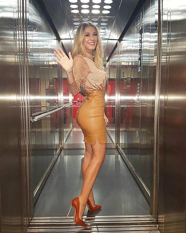 Pics nude diletta leotta Sky Sports