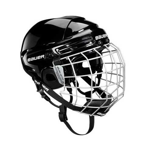 Bauer 2100 Hockey Helmet Mask Combo Dunham S Sports Hockey Helmet Helmet Box Lacrosse