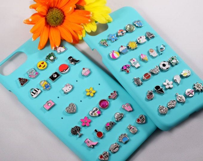 Minion Camera Case : Phone charms choose your charms turquoise iphone case unique