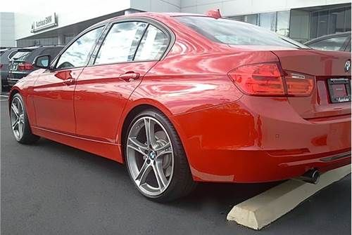 NEW OEM BMW F30 335i 328i Double Spoke 361 Forged 20 inch WHEELS TIRES TPMS 435i | BMW Enthusiasts