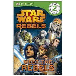 Star Wars (09781465422699) Set between Episode III and Episode IV, Star Wars Rebels, a new animated series on DisneyXD, introduces former Jedi Kanan Jarrus and the ragtag crew of the starship Ghost as they struggle against the Galactic Empire. Full color.