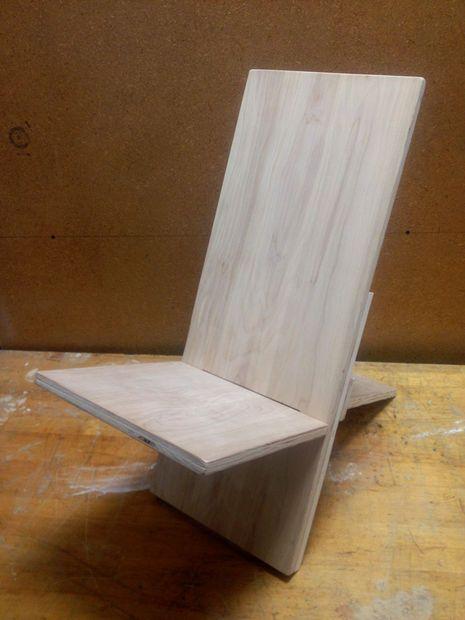 Folding (pac N Go) Chair