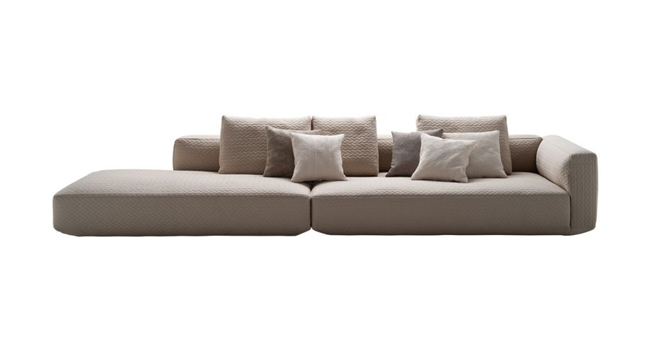 Upholstered Sofa Sectional