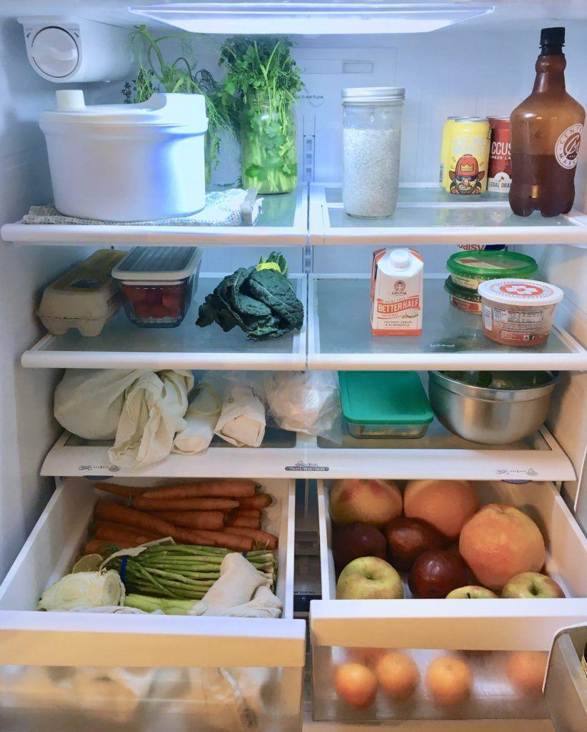 zero waste fridge and pantry tour zero waste kitchen zero waste zero waste lifestyle on kitchen organization zero waste id=12441