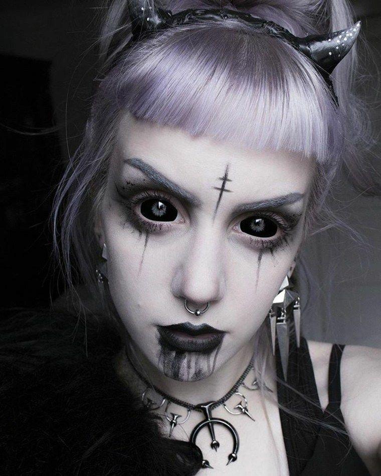 Halloween Make Up Fur Madchen Lassen Sie Sich Von Diesen Fotos