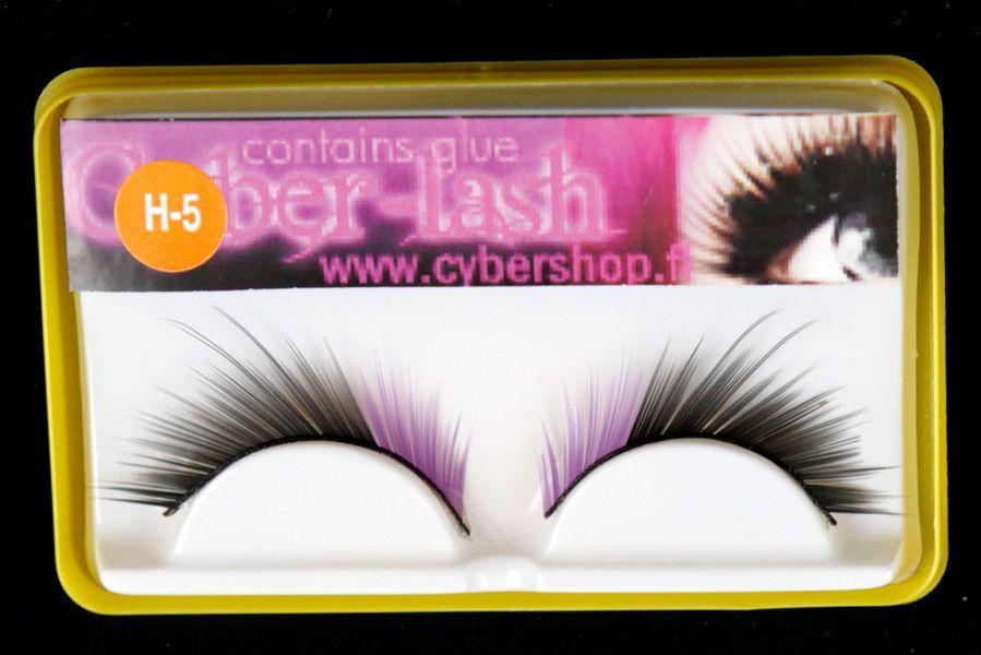Irtoripset H5 -Musta/Violetti | Cybershop