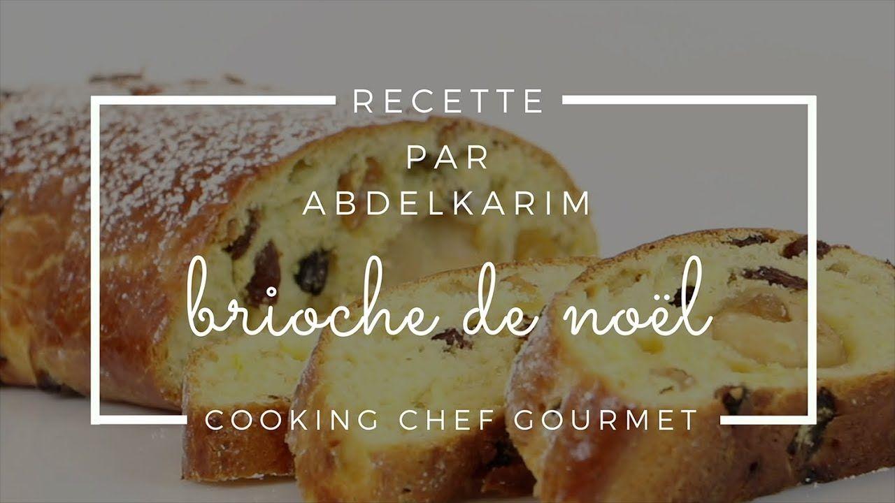 Recette de Stollen d'abdeLKarim   Cooking Chef Gourmet