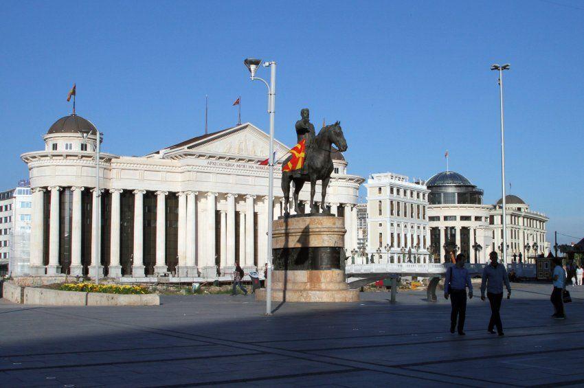 Reisetipps für 2014: Auf nach Glasgow! Riga! Skopje!