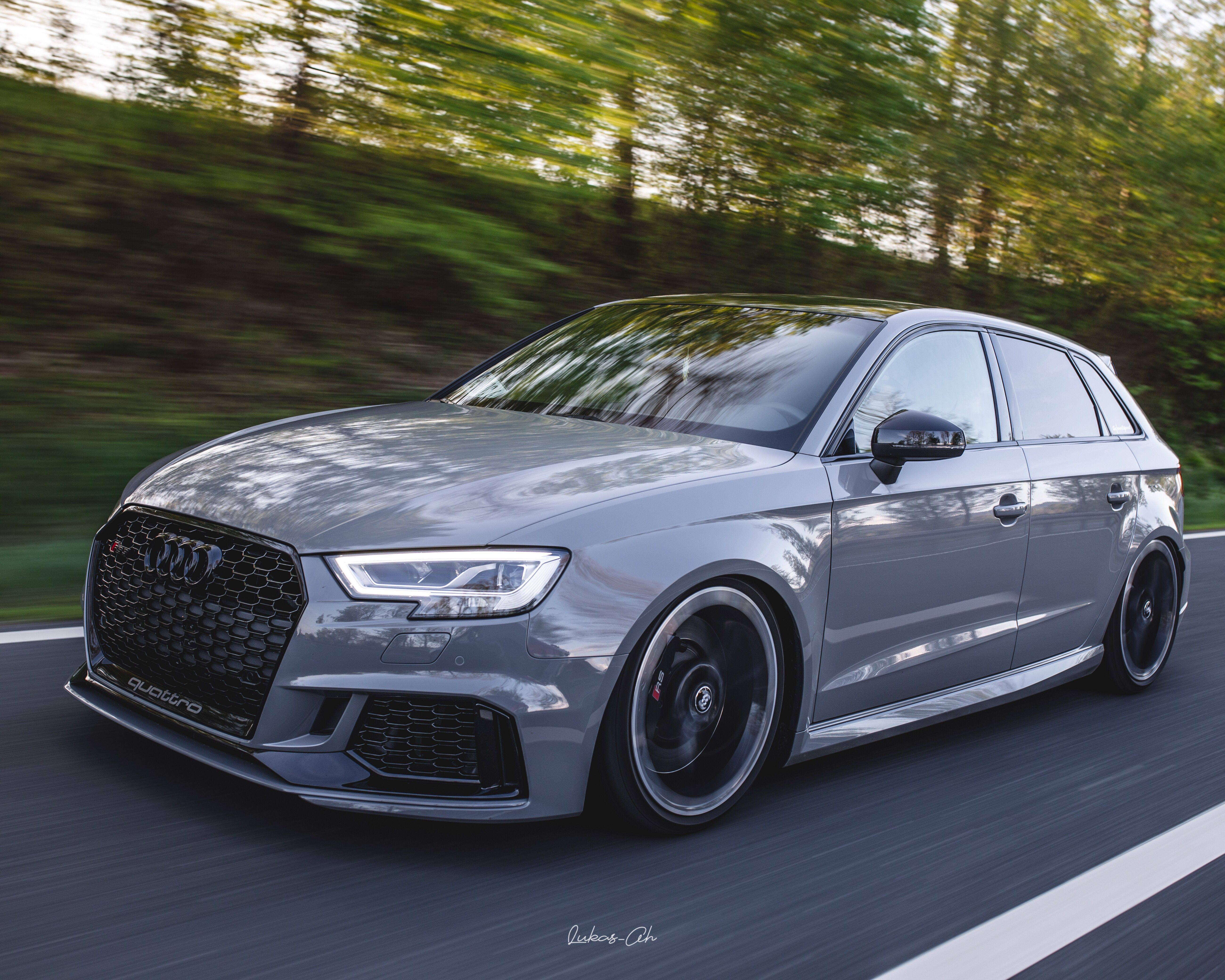 Rs3 Side Shot Audi Rs3 Cottage Interiors Pure Products