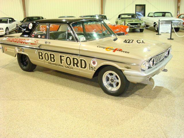 1964 Bob Ford Len Richter Thunderbolt Continental Classic Cars