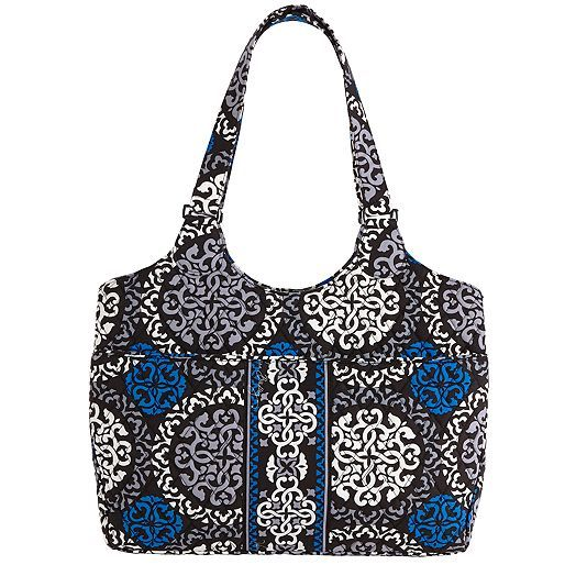 Laptop Carryall In Canterberry Cobalt
