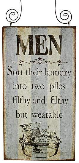 Two filthy men