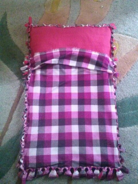 No Sew Baby Sleeping Bag For My Grandbabies Pinterest