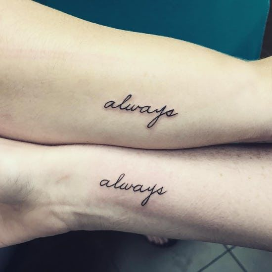 25 Best Friend Tattoos for You and Your Squad