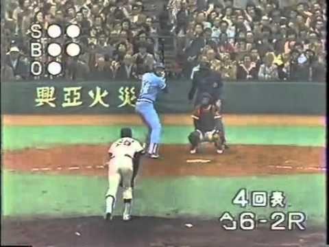 Photo of 1981.11 村田兆治 日米野球