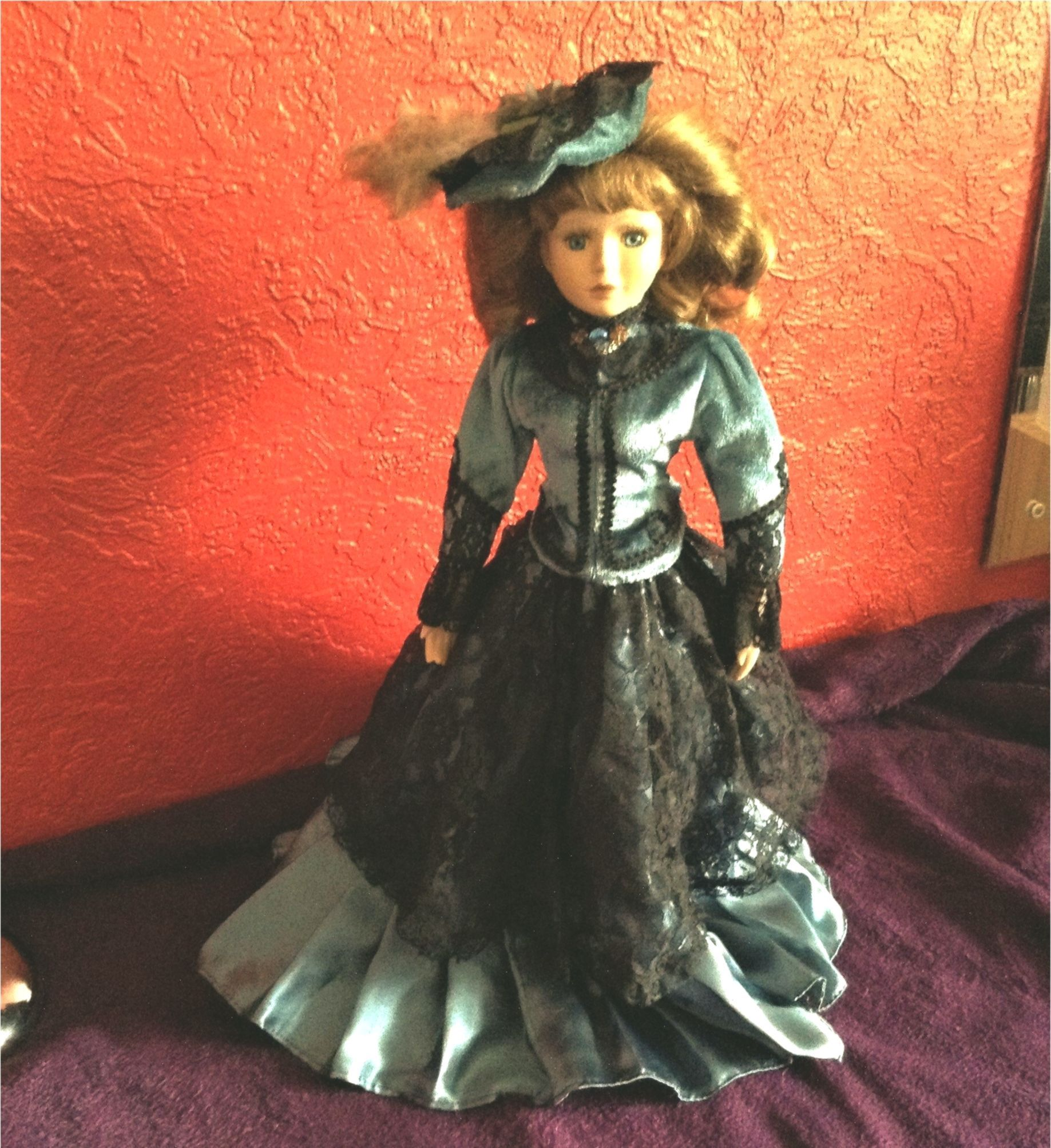 Doll Victorian Gothic vintage style on stand 18 inches high display doll collect… #GruseligePuppe #creepydolldisplay #doll #dollvictoriandressstyles Doll Victorian Gothic vintage style on stand 18 inches high display doll collect… #GruseligePuppe #creepydolldisplay #doll #dollvictoriandressstyles Doll Victorian Gothic vintage style on stand 18 inches high display doll collect… #GruseligePuppe #creepydolldisplay #doll #dollvictoriandressstyles Doll Victorian Gothic vintage style on stand 18 #dollvictoriandressstyles
