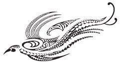 Island Bird Of Paradise Tattoo301 Bird Of Paradise Tattoo Paradise Tattoo Marquesan Tattoos