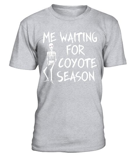 e6277ba56fbb5 Coyote Funny Hunting Shirt Predator Hunter Tee Shirts . Special Offer, not  available in