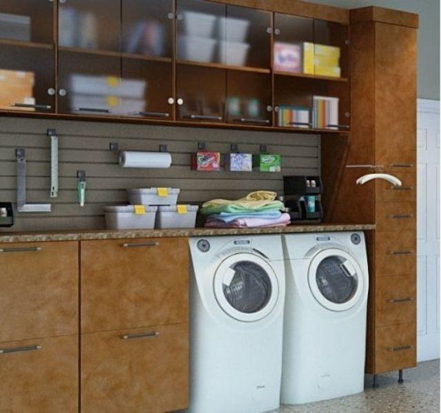 Closet Factory, Custom Garage #Garagestoragesolutions #Garagecabinets Learn  More: Http://