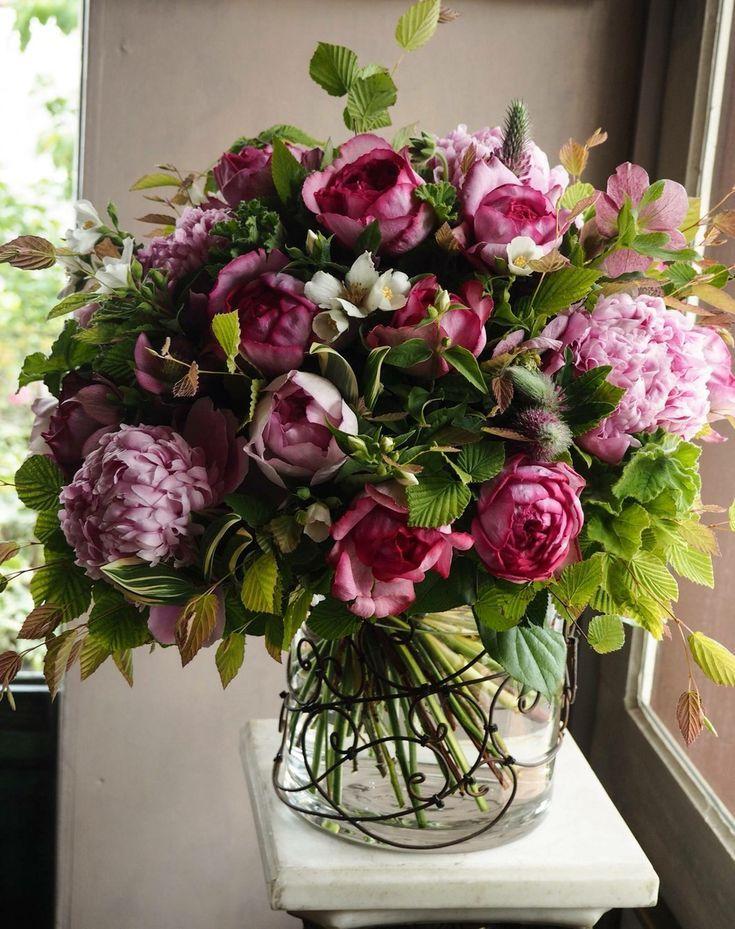 Photo of Ideen für Blumenarrangements 61 – Pflanzen – Blumen & Arrangements