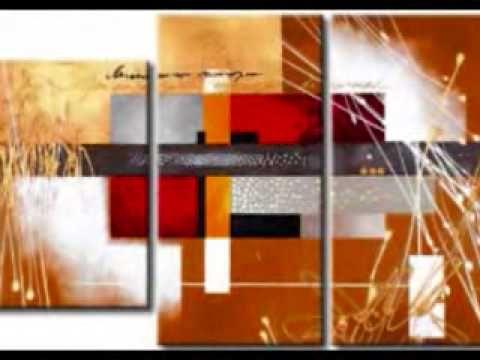 Cuadros abstractos modernos lo mas nuevo imagen cuadr - Cuadros minimalistas modernos lo ultimo arte ...