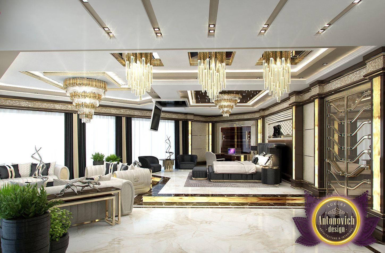 Best Luxury Antonovich Design Master Bedroom From Luxury Antonovich Design 침실 400 x 300