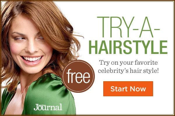 Try A Hairstyle Free Hairstyle Try On Tool At Lhj Com Try Different Hairstyles Haircut Types Try On Hairstyles