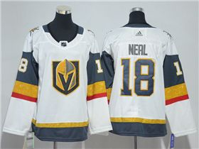 sports shoes 23f54 0d488 Vegas Golden Knights #18 James Neal White Jersey | Sports ...