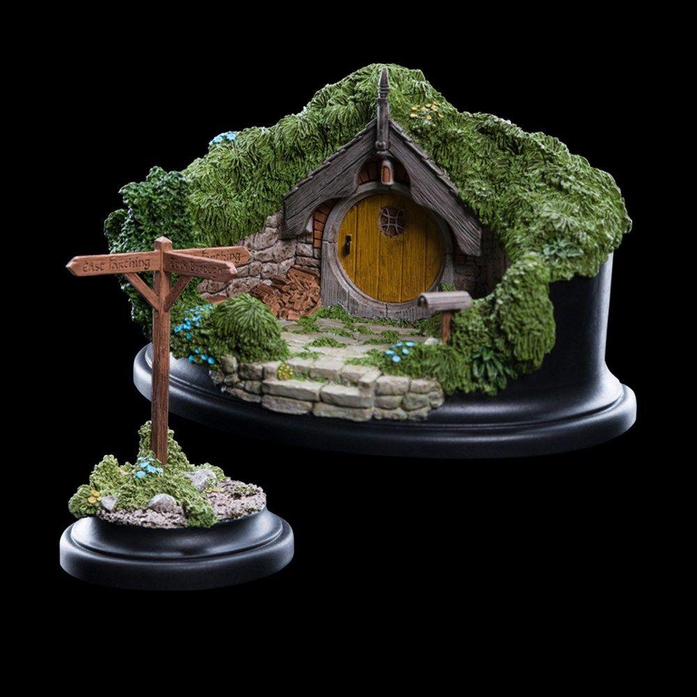 5 Hill Lane, nuevo agujero-hobbit de Weta Workshop | Mundo Tolkien ...