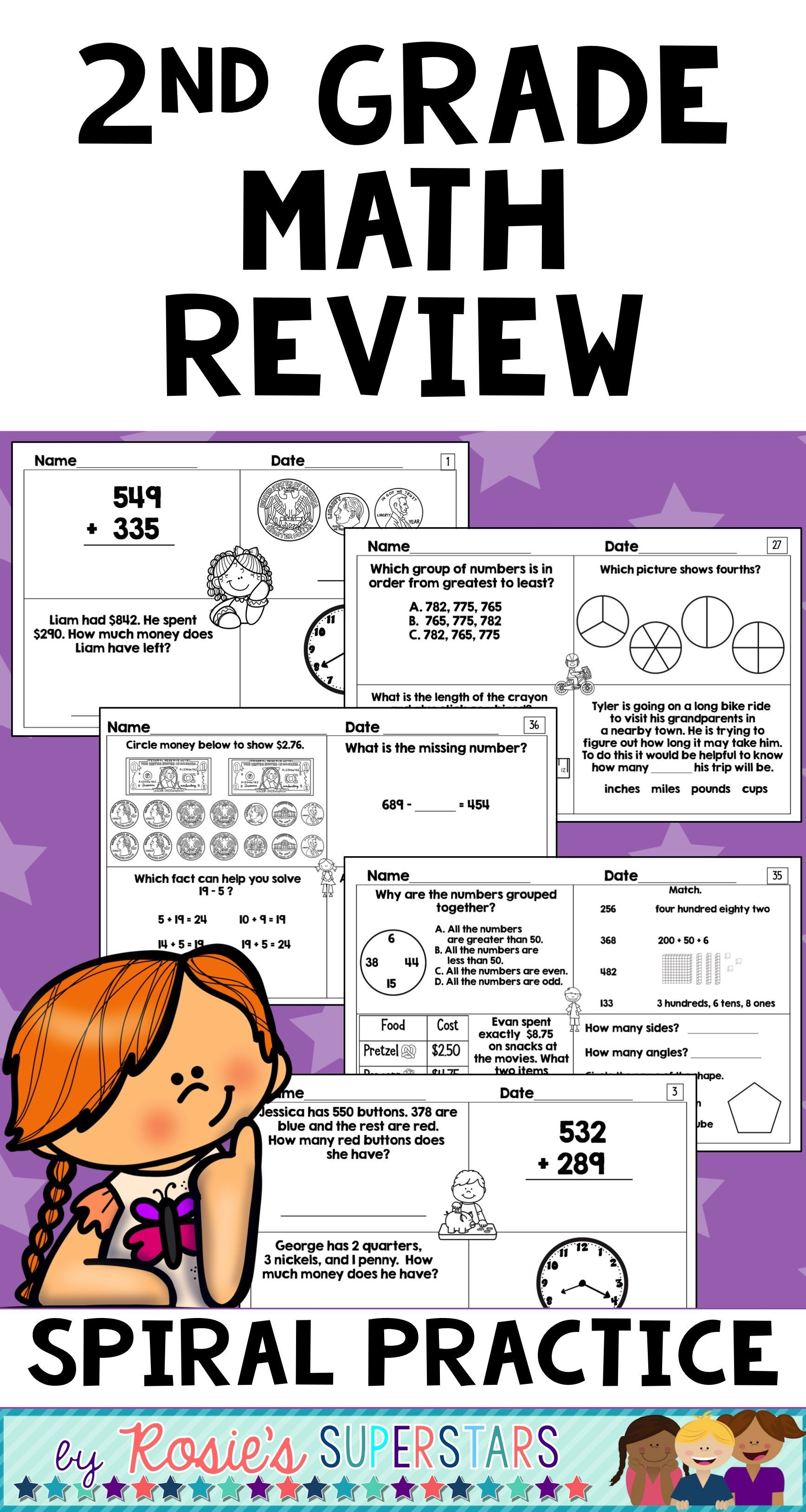 These Easy To Use Print And Go Worksheets Are Fabulous For