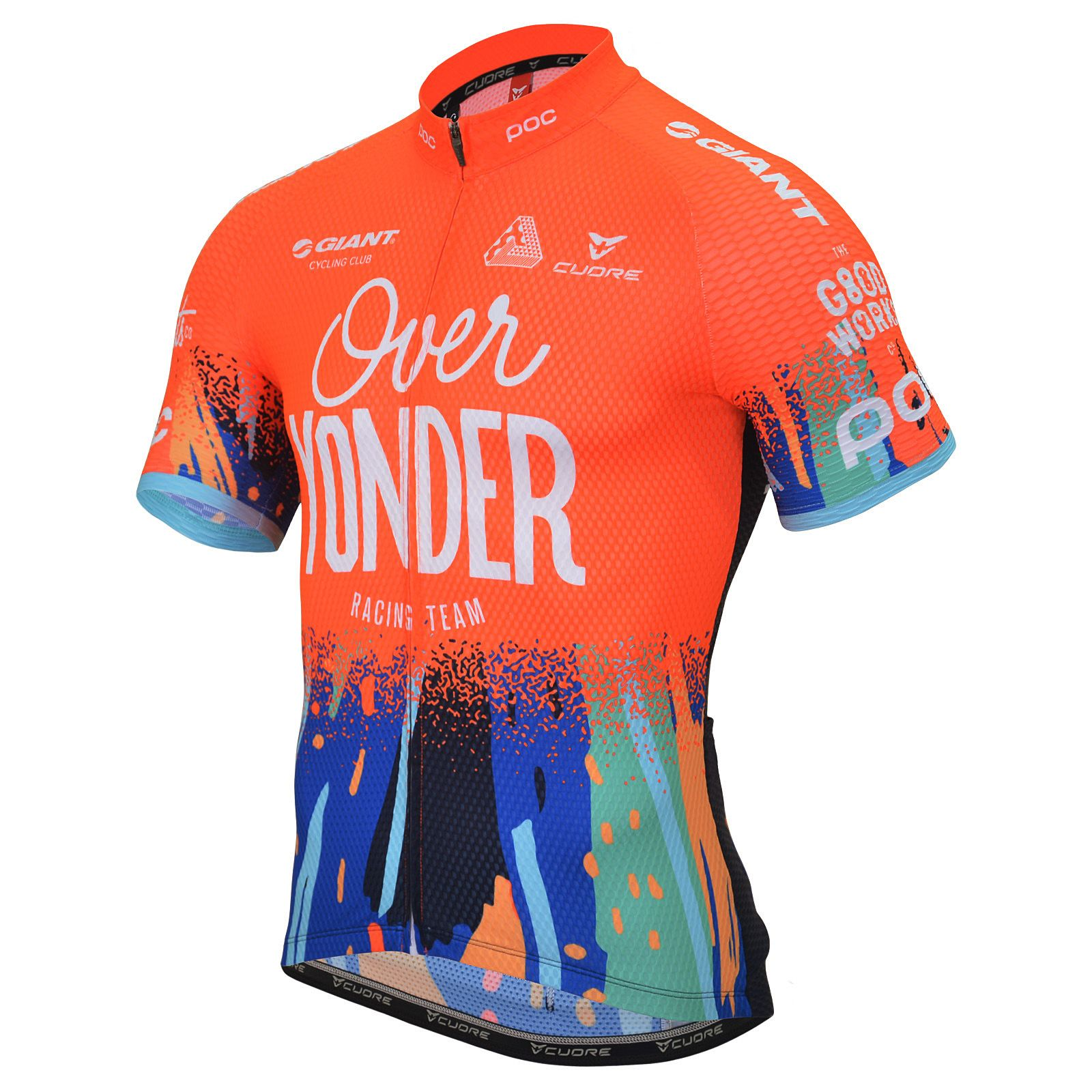 Over Yonder Racing Team Cycling Clothes 33332187f