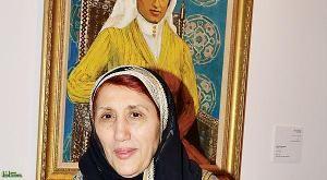 صفية بن زقر تشارك في معرض «2139» بجيكوندا السعودية http://khazn.com/2139/