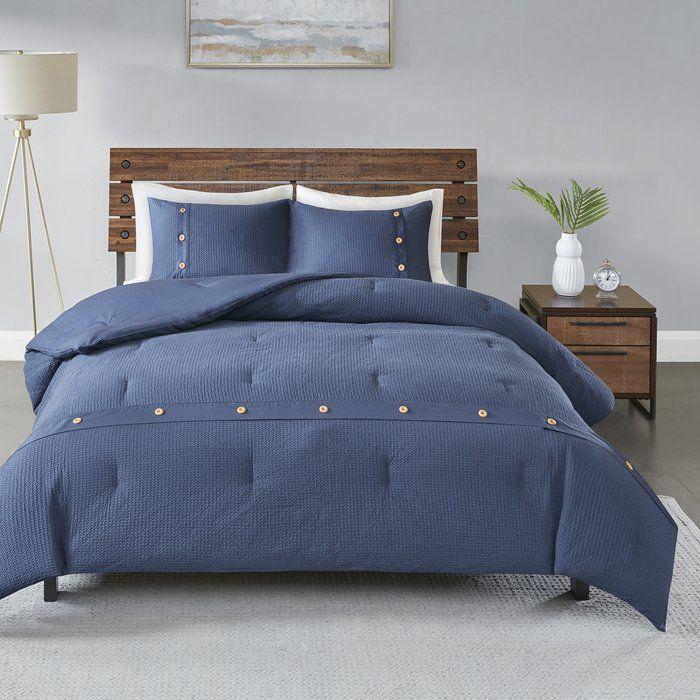 Pottery Barn Pinecrest: Pinecrest 3 Piece 100% Cotton Comforter Set