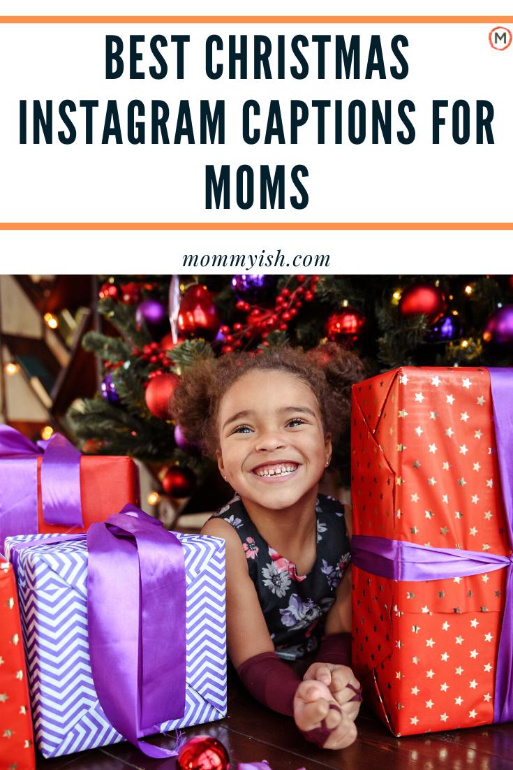 Best Christmas Instagram Captions For Moms | Christmas ...