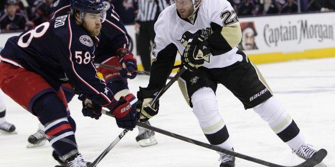 NHL 2014 Playoffs – R1G4 – Pittsburgh Penguins vs Columbus Blue Jackets April 23 2014 |
