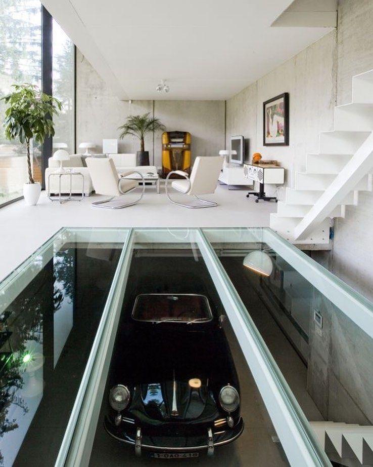 Wheelprice On Instagram 356 Reasons Why In 2020 Garage Interior Minimalist Home Luxury Garage