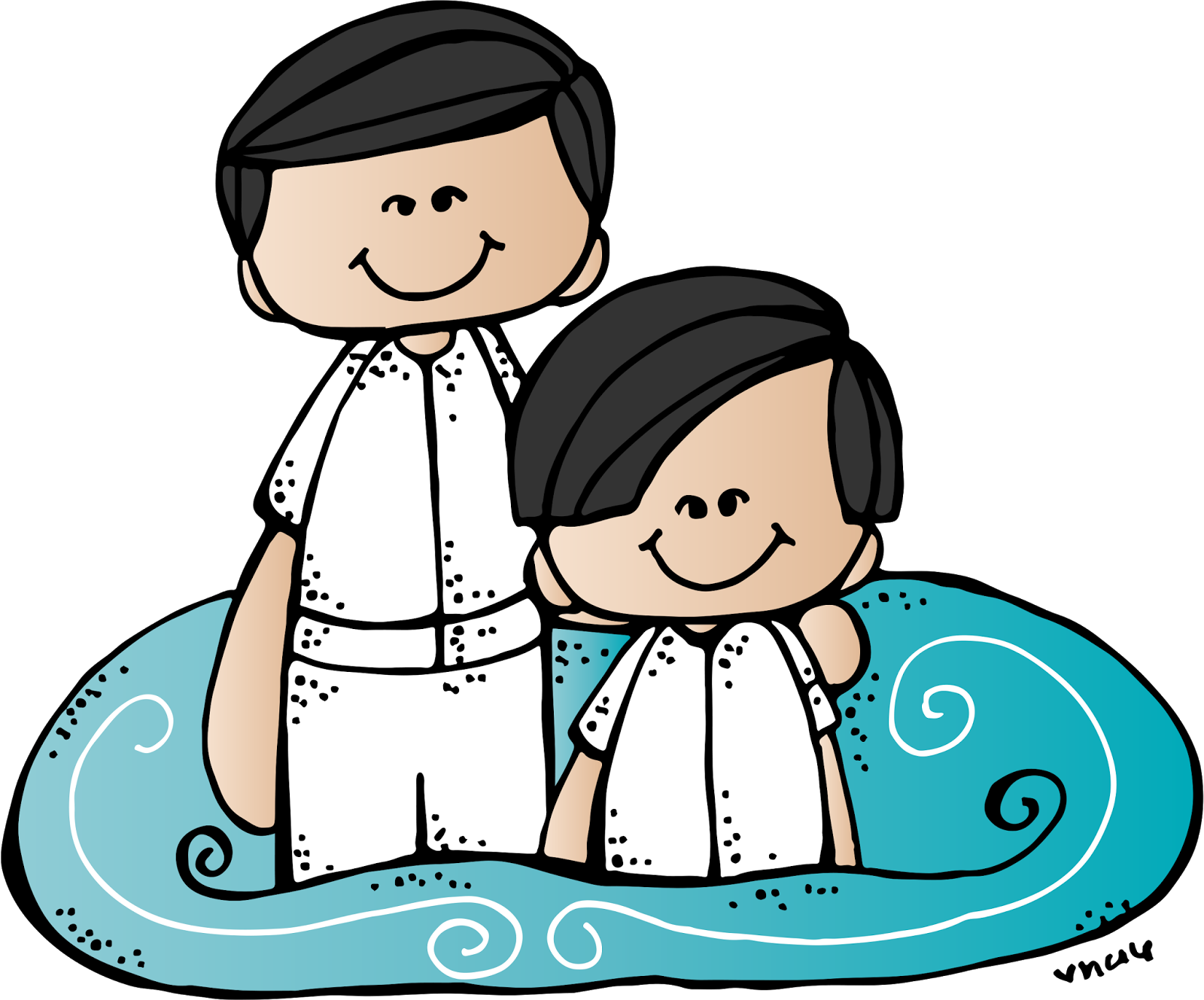 melonheadz lds illustrating more stuff for the new year church rh pinterest com lds clipart baptism girl lds baptism clipart free