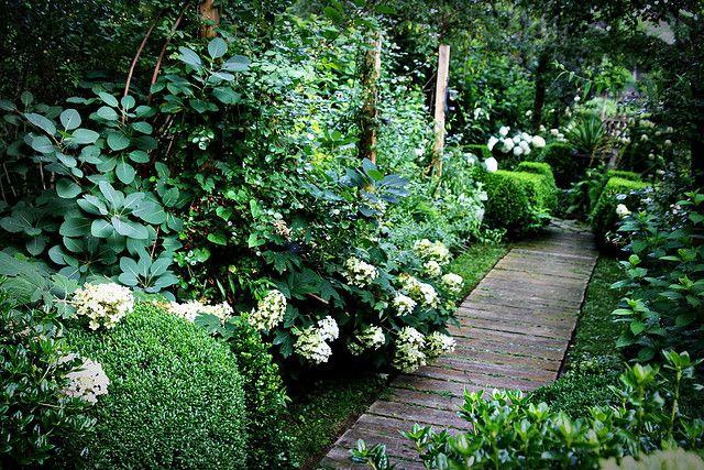 Untitled Garten gestalten, Gartenträume und Gärten - gartenbeet steine anlegen