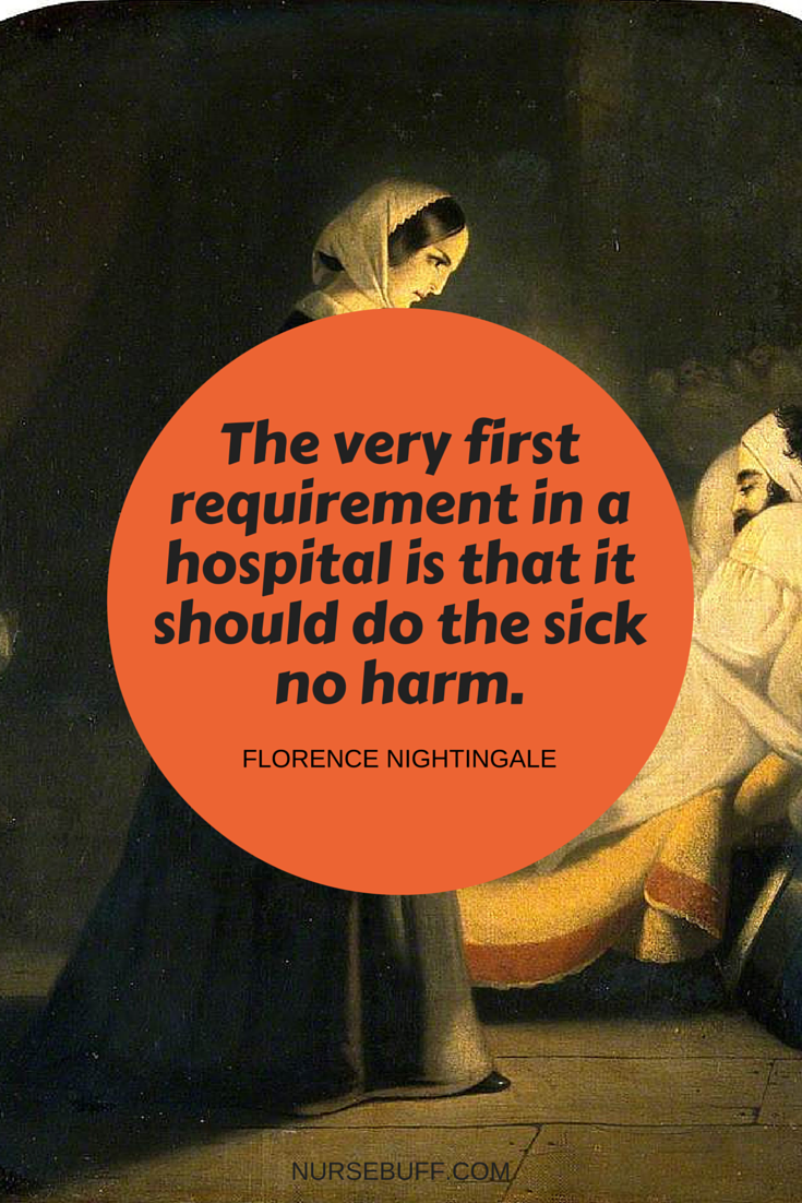 25 Greatest Florence Nightingale Quotes For Nurses ...