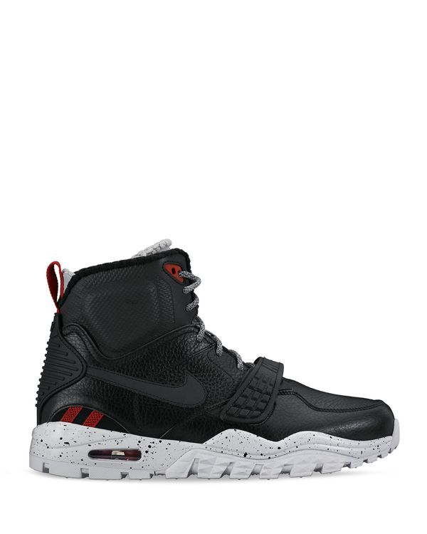 buy popular fc670 bc74e Nike Air Trainer Sc 2 Boots  Leatherrubber  Imported  Treated leather  upper protects you from the elements  Reflective panels to enhance low- light ...